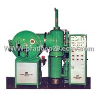 High Vacuum Metallizing Plant