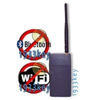 40m Bluetooth WiFi Jammer