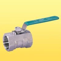 1pc reduce bore stainless steel ball valve with internal thread