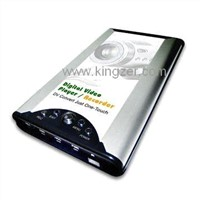 2.5-inch SATA HDD Media Player, MP3 and MP4 Digital Video Player and Recorder