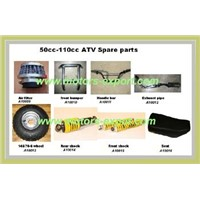 ATV/Dirt Bike spare parts