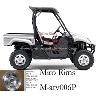 A-Alloy Rims for ATV (006P)