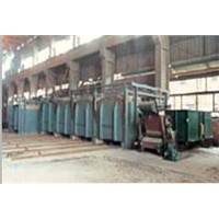 Assembled Type Coal-Fired Car Type Heat Treatment Furnace