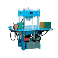 Automatic Concrete Brick/Block Making Machine