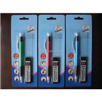 Automatic Feed Mechanical Pencil Set With Refillable Lead Non-stop Mechanical Pencil