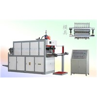 Automatic Plastic Thermoforming Machine