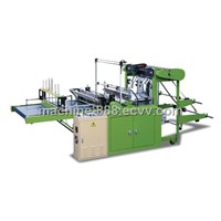 Bottom Sealing&cutting Bag Making Machine