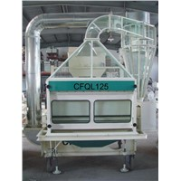 rice processing machine,rice milling machine,CFQL 125 MOBILE STYLE CLEAN GRAIN MACHINE