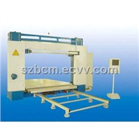 Computerized foam contour cutting machine (Vibrating blade)