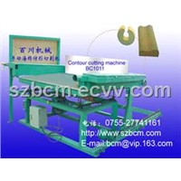 Contour Foam  Cutting Machine (Manual Operation)