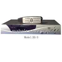 DVB-T set top box