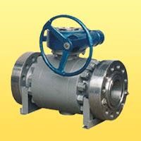 Flanged Fixed Ball Valve