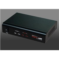 HDMI Repeater by single UTP cable and HDMI output
