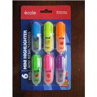 Highlighter Fluorescent Marker Mini Highlighter  Marker Color Marker