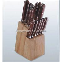 Kithchen knife set