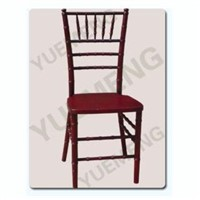 Mahogany Wooden Chivari Chair YM1101M
