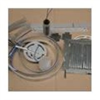 Mica heating elements