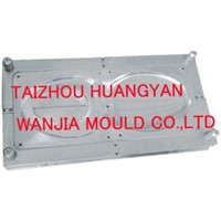 Nightstool Cover Plastic  Mould