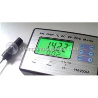Nutra-Dip continuous Tri meter (pH, PPM & Temperature) YM-2006A