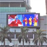 Outdoor LED Display p25mm