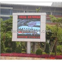 Outdoor fullcolor  LED display 10