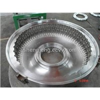 PCR tyre mold