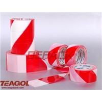 PE Hazard Stripe Tape-Double Side