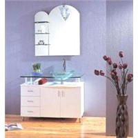 PVC Bathroom Cabinet (JP-C011)