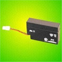 Sealed Lead Acid Rechargeable Battery (12V0.8Ah)