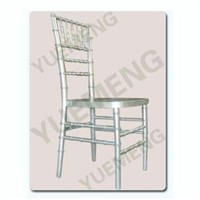 Silver Resin/Plastic Chiavari Chair YM1103S