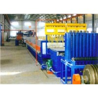 Steel Wire Oil Quenching Production Line