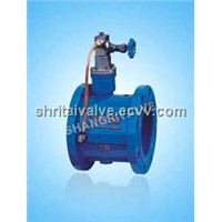 Tiny DRAG SLOW SHUT BUTTERFLY CHECK VALVE