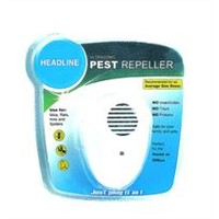 Ultrasonic Pest Repealer with night light