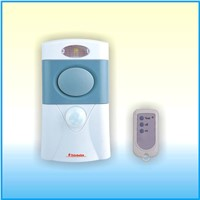 Wireless PIR Alarm & Wireless External Siren