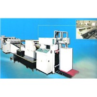 XH-104 High Speed U.V Spot and Overall Coating machine