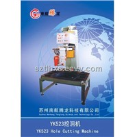 YK523 Hole Cutting Machine