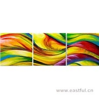 abstract oil painting, landscape oil painting