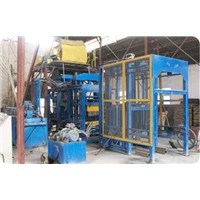 concrete brich making machine