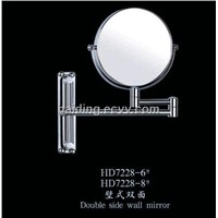 cosmetic mirror,beauty mirror,,glass mirror,double side mirror