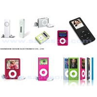 mp3 mp4 player of popular design