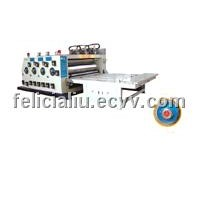 multi-color flexo printing machinery
