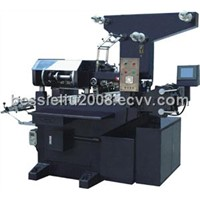 no-drying sticky printing machine