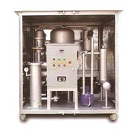 oil purifier oil filter oil filtration oil purification oil recycling (ZJC-R Series)