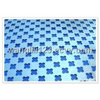 perfotated metal sheet
