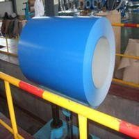 prepainted galvanized steel in coils