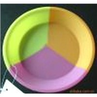 silicone round pan