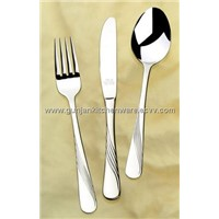 Syainless Steel Flatware Set And Cutlry