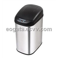 Ozone Odor Eliminating Trash Bin