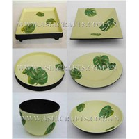 Lacquer Ware: Beautiful Item For Decoration
