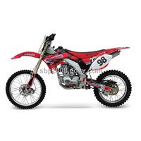 250CC CE, EPA Approval air cooled Hummer Dirt Bike
